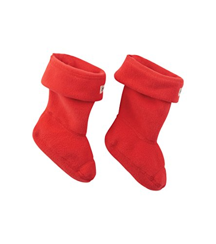 Hatley Toddler Boys' Boot Liners, red, XS(4-7) from Hatley