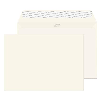 Amazon com : creative colour C5 162x229mm Wallet Peel and Seal