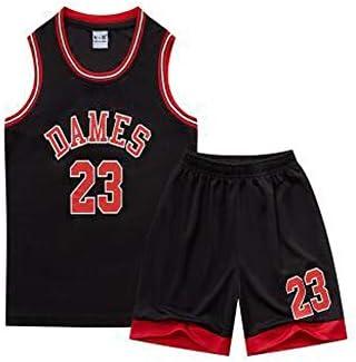FDRYA Camiseta de Baloncesto Michael Jordan # 23 de los Hombres ...