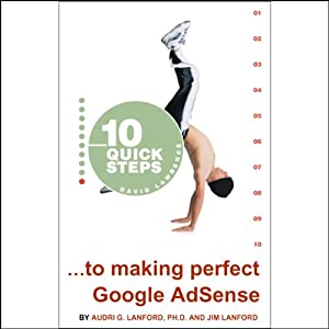 10 Quick Steps to Making Perfect Google AdSense Audiobook