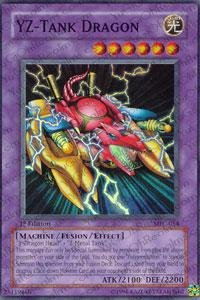 Yu-Gi-Oh! - YZ-Tank Dragon (MFC-054) - Magicians Force - Unlimited Edition - Super Rare