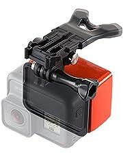 GoPro Mundhalterung und Floaty schwarz  (Offizielles GoPro-Zubehör)