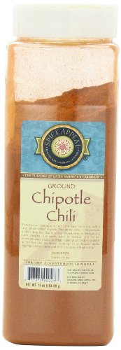 Spice Appeal Chipotle Chili Ground, 16-Ounce Jars (Pack of 2)