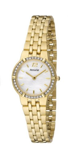 Accurist Ladies Watch Lb1737P