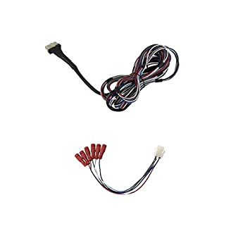 41V3N5g 4dL._SY355_ amazon com bazooka fast 9999 and fast btah wiring harness and bazooka wiring harness at edmiracle.co