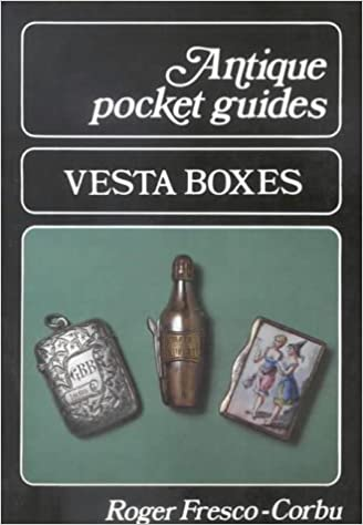 Vesta Boxes P (Antique Pocket Guides)