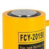 Mophorn 20Ton Stroke Hydraulic Cylinder Jack
