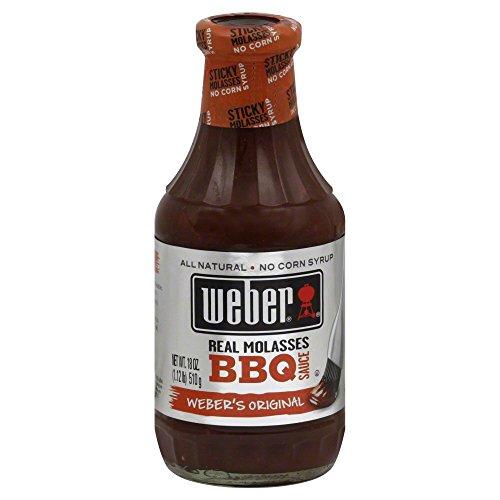 Weber Orgnl Bbqsauce18oz (Roma Bbq Sauce Tony)