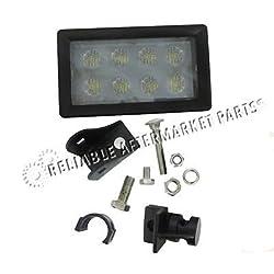RE330060 New LED Cab Light for John Deere 7200 721