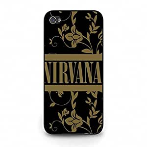 New Style Nirvana Phone Case Cover For Iphone 5c Nirvana Luxury Pattern