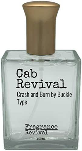 Cab Revival, Crash and Burn by Buckle Type