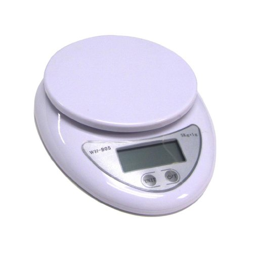 WH-BO5 Multifunction Digital Kitchen Scale GEM 0.1 X 5000 GRAM Capacity, Electronic Food Scale - 11 (0.1 Ounce Diet Scales)