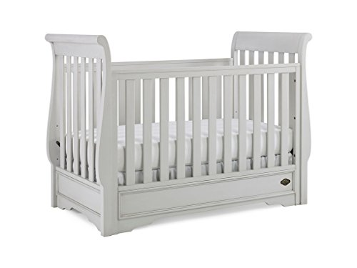 Amazon.com : Bonavita Sawyer Classic Crib, Linen Grey (Discontinued By  Manufacturer) : Baby