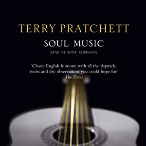 Soul Music Audiobook