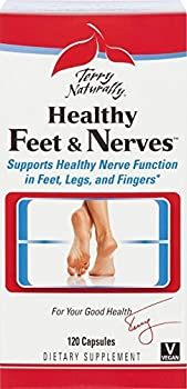 Terry Naturally Healthy Feet and Nerves 120 caps by Terry Naturally