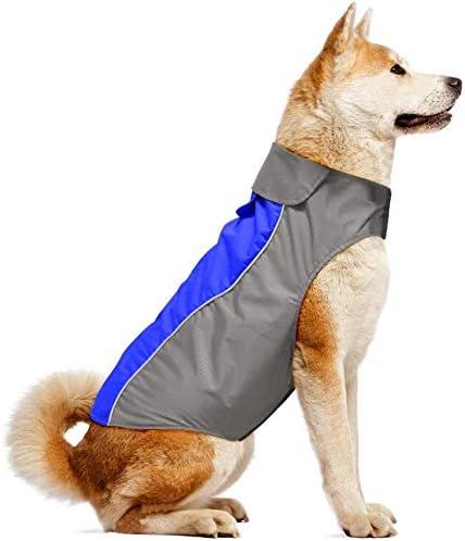 Iseen Hunde-Regenmantel