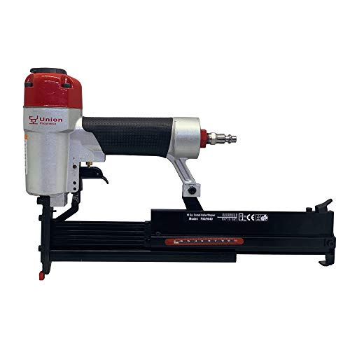 """18-Gauge 2 In 1 Pneumatic Brad Nailer and Air Stapler with Adjustable air exhaust, 2-in-1, 2"""" Replaces Campbell Hausfeld SB504099AV, BOSTITCH SB-2IN1, NuMax S2-118G2, WEN 61718"""