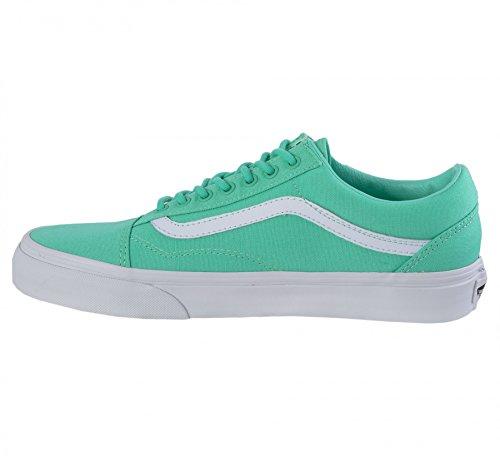 Vans Herren Laufschuhe mint green–white 341/2
