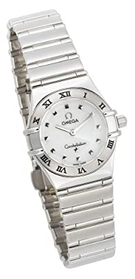 Omega Women's 1561.71.00 Constellation My Choice Quartz Mini Watch