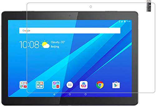 ARMOUR GUARDS 9H Screen Protector Guard | Flexible Tempered For LENOVO TAB M10 (10.1 Inch) Full Screen Coverage (Except…