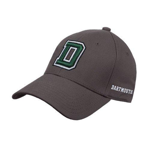 DartmouthチャコールHeavyweight Twill Proスタイル帽子' Primaryマーク'   B01N523ZT9