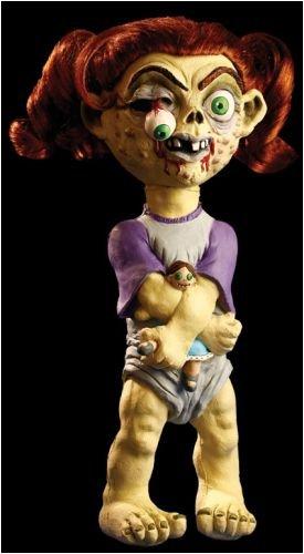 Eyeris Zombaby Doll
