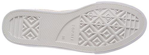 Top Low Lace Women's Simona Beige ESPRIT Sand up Sneakers BqpOwXP