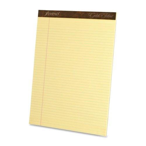 TOP20020 - Ampad Gold Fibre Premium Rule Writing Pads