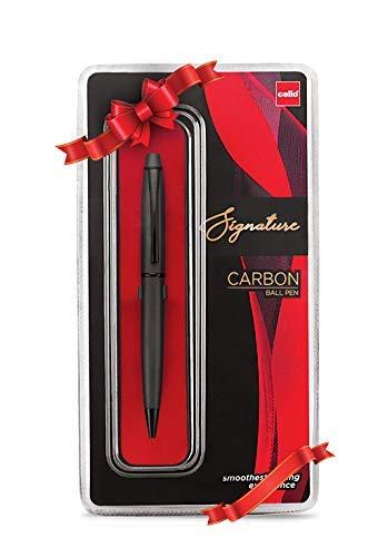 Soeazy Cello Signature Carbon Ball Pen