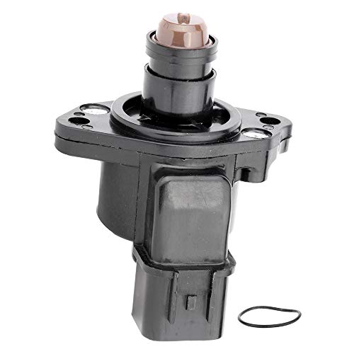 cciyu Fuel Injection Idle Air Control Valve Premium Quality Idle Air Control Valve Fit for 1997-2004 Mitsubishi Diamante, 1997-2003 Mitsubishi Montero Sport with 2H1196 of 1pcs