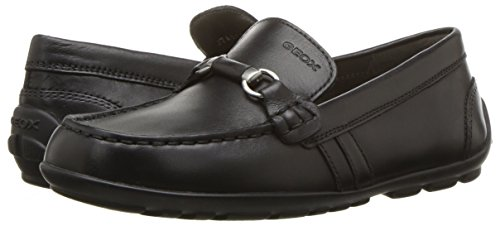Pictures of Geox New Fast BOY 3 Moccasin Black J746CC00043C9999 4