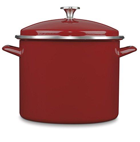 Cuisinart EOS166 30R Enamel Stockpot 16 Quart
