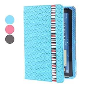compra Protective PU Case cocodrilo con el soporte para Samsung Galaxy Note N8000 10.1 (colores surtidos) , Negro
