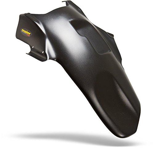 Maier USA 05875-30 Rear Splash Guard for BMW R1200GS / Adventure - Black Carbon Fiber