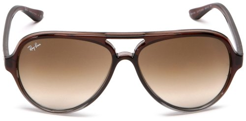 4125 Sonnenbrille Ray Shaded RB CATS Ban Brown 5000 wgx5UnqX5z