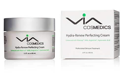 Cheap Hydra-Renew Perfecting Cream | Intensive Hydrating, Moisturizing, and Anti-Aging Cream | Enhanced with Matrixyl 3000, Argireline, Hyaluronic Acid | Professional Skincare Treatment