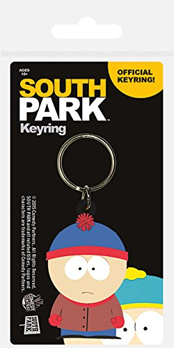 Pyramid International South Park Stan Rubber Keychain, Multi-Colour, 4.5 x 6 cm RK38053C Movie & TV