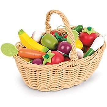 Superbe Janod Fruits U0026 Vegetable Basket (24 Piece)