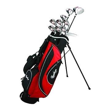 Juego de Golf Confidence ESP todo Grafito bolsa: Amazon.es ...
