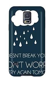 New Fashionable ZippyDoritEduard WxGVXNd4416OKssz Cover Case Specially Made For Galaxy S5(dark)