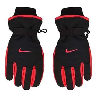 Amazon.com: Nike Boy Youth One Size 8-20 Winter Ski Gloves