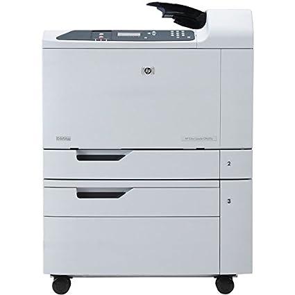 HP Color LaserJet CP6015 x - Impresora láser (A3, dúplex red ...