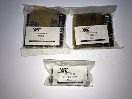 - YEC Racing 2C0-A2110-70 - Valve Spring Set for Yamaha R6