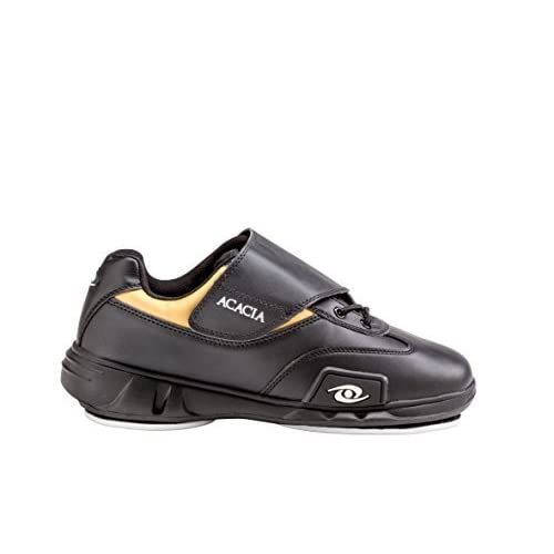 Image of Curling ACACIA Matrix Curling Shoes 9, For Men, Black/Gold