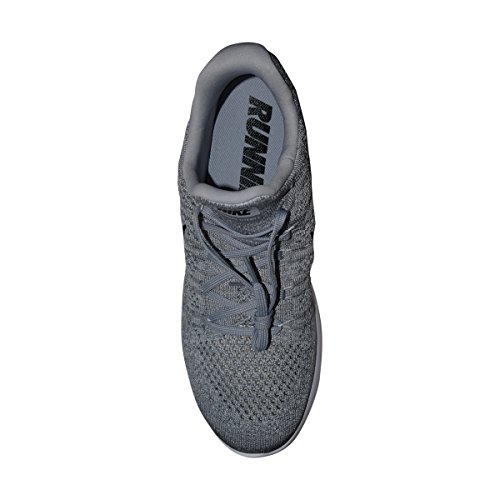 Zapatillas 2 black Running Nike De Para Grey cool Trail Lunarepic Wolf Low Flyknit Grey Hombre fqxB4AU