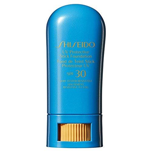 Shiseido Ivory Stick Foundation (Shiseido Sun Protection Stick Foundation Fair Ivory)