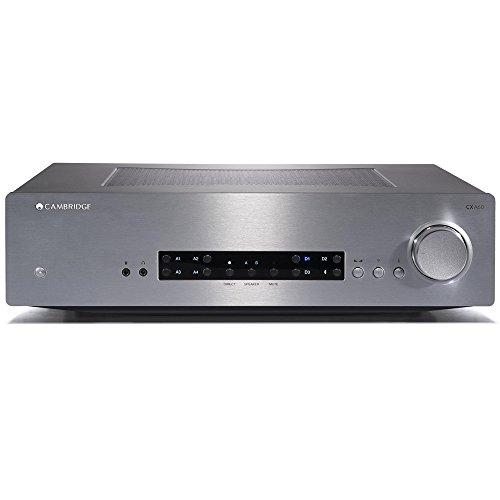 Amplificador Integrado Cambridge Audio CXA60 2ch 60W RMS Prata