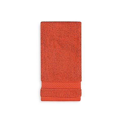 Wamsutta Hygro Duet Fingertip Towel in Paprika