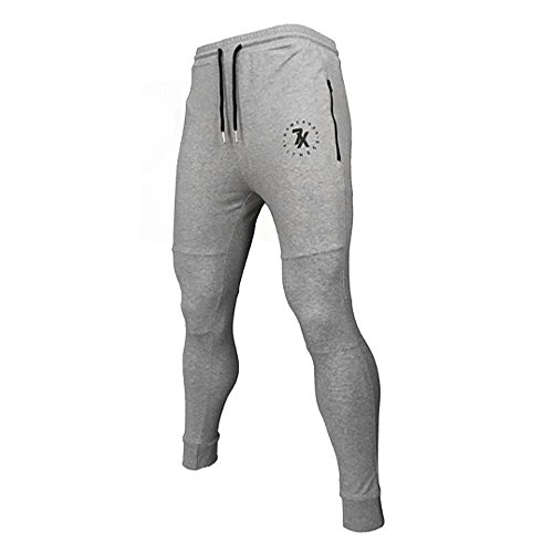 Pants GYMCROSS Mens Fitted Shorts Bodybuilding Workout Gym Running Jogger Pants gc-004 Exercise & Fitness