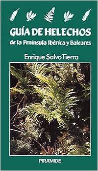 Guía de helechos de la Península Ibérica.